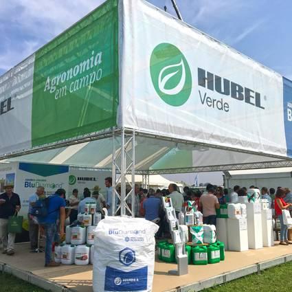 Agroglobal 2018 - Hubel Verde