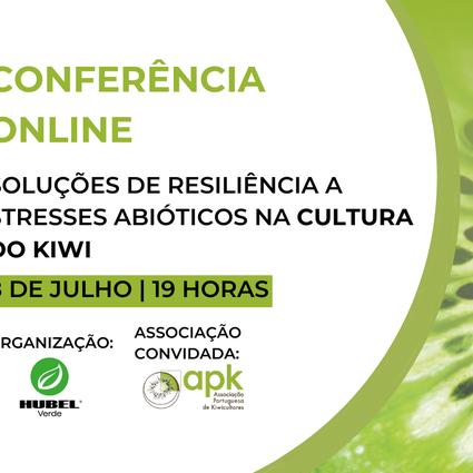 Cultura do KIwi: Hubel Verde promove conferência online com a APK