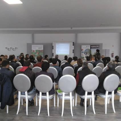 Workshop - Soluções para a Cultura do Milho - Nutrição e Gestão da Água