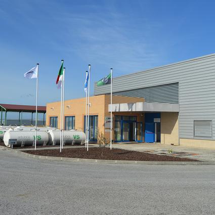 Inauguração das instalações requalificadas da Hubel Verde em Alpiarça