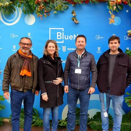 """Apresentação BlueN: """"O primeiro Biofertilizante de Azoto de máxima eficácia"""""""