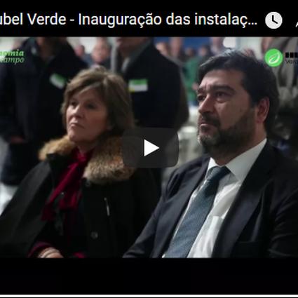 Hubel Verde - Inauguração das instalações requalificadas de Alpiarça